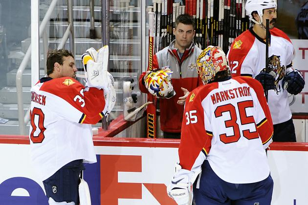 Panthers Will Have Odd Goalie out After Thomas Signing