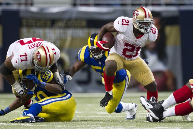 San Francisco 49ers at St. Louis Rams: Live Commentary and Analysis