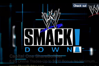 Original Smackdown Intro with Current WWE Stars