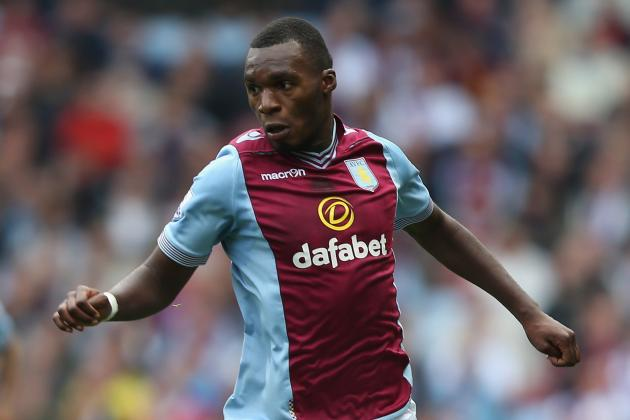 Christian Benteke Grounded by Aston Villa Boss Paul Lambert