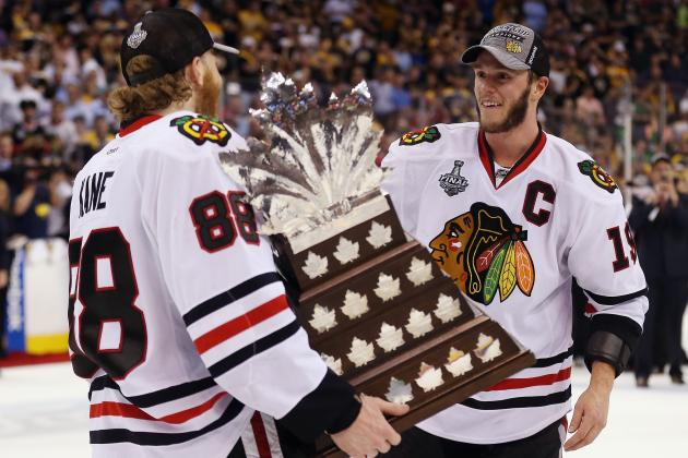 Who's More Irreplaceable for Blackhawks: Patrick Kane or Jonathan Toews?
