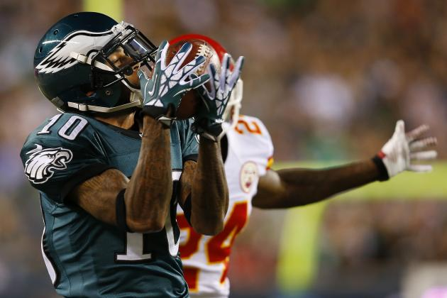 Dissecting Best Individual Matchups to Watch in Eagles' Week 4 Action