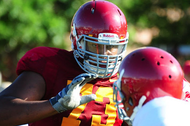 3 USC Football Players Done for 2013 with Injuries