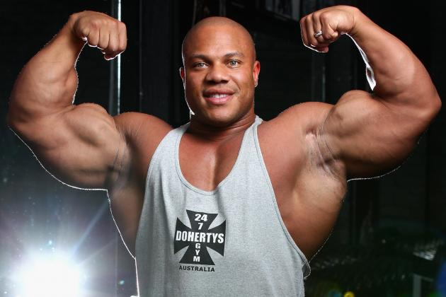 Mr. Olympia 2013: Top Contenders for Bodybuilding Championship