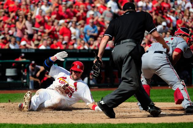 Matt Adams, the Cardinals' 'Other First Baseman,' Preps for First Postseason