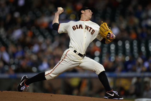 Predicting Tim Lincecum's Future After Making Final Start of Giants Contract