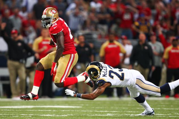 49ers vs. Rams: Live Grades and Analysis for San Francisco