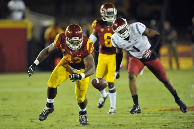 USC LB Devon Kennard Talks Homecoming to ASU, Pendergast System