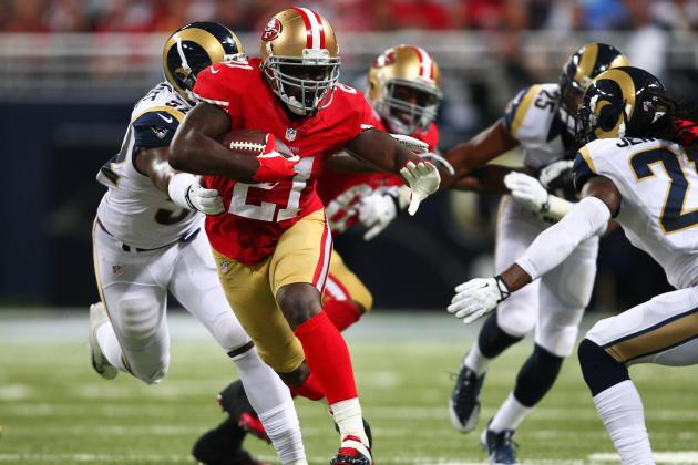 Thursday Night Football 2013: Big Win Highlights Importance of 49ers Ground Game