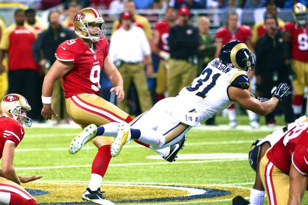 Breaking Down NFL's Free Kick Rule After 49ers' Attempt vs. Rams