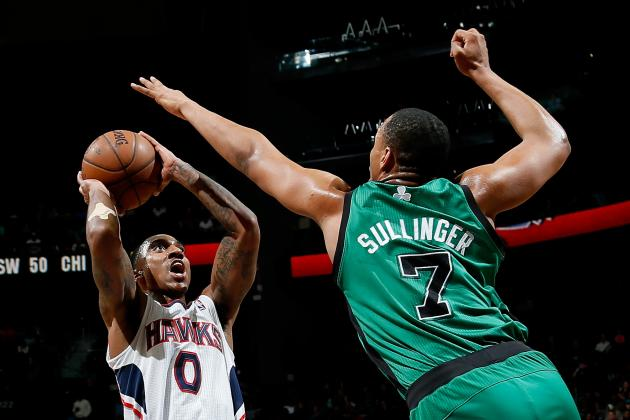Breaking Down What Boston Celtics Can Expect from Jared Sullinger in 2013-14