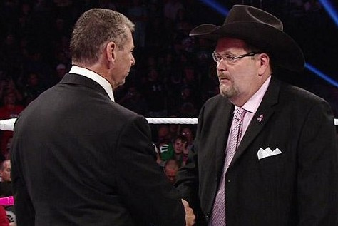 Additional Information About Jim Ross Leaving the WWE