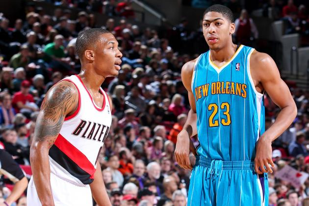 Can Damian Lillard Outshine Anthony Davis in Their Sophomore Seasons?