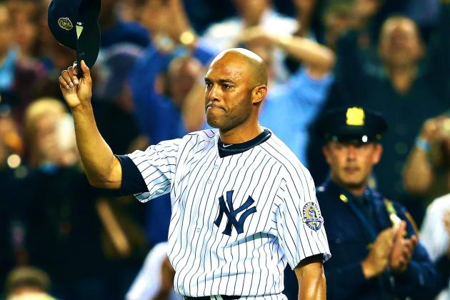 Twitter Reacts to Mariano Rivera's Final Appearance at Yankee Stadium