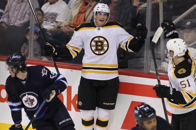 Grading the Boston Bruins 2013 Offseason