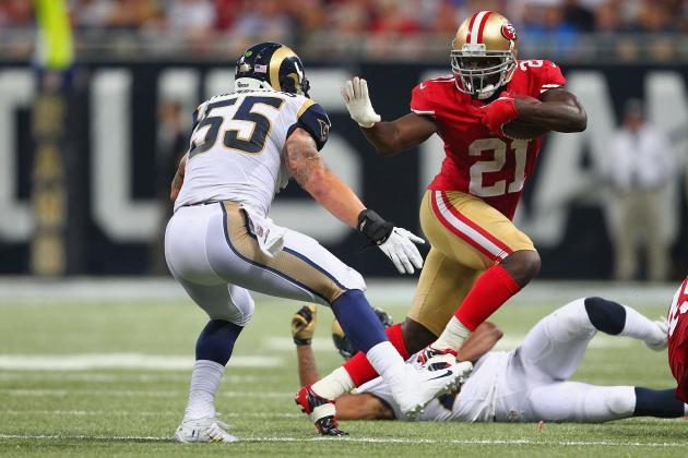 How the San Francisco 49ers Saved the 2013 Season with Win over St. Louis Rams