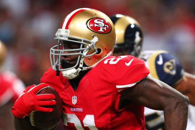 Niners Get Back on Track Behind Gore, Defense