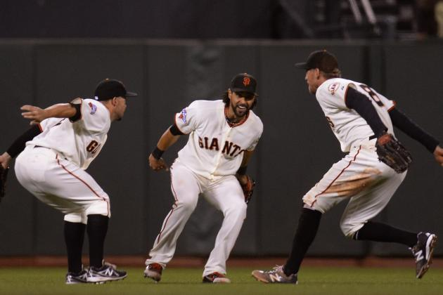 Giants Top L.A. in Possible Lincecum Adieu