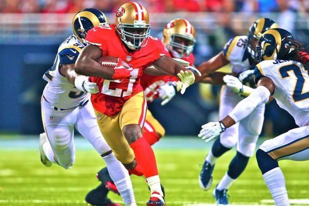 Why Frank Gore is the Key to the San Francisco 49ers' Title Run