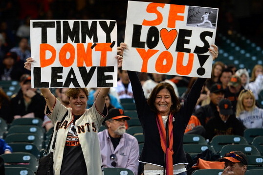 S.F. Swan Song for Lincecum?