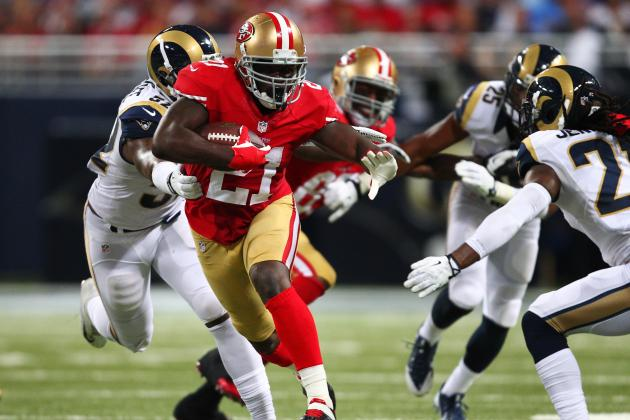 Back on Track, 49ers Beat Rams, 35-11