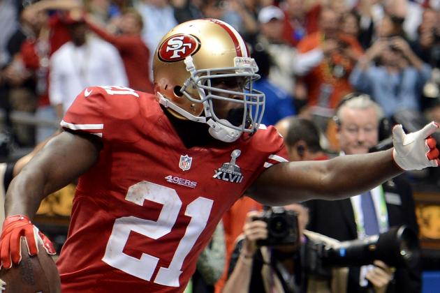 Frank Gore Goes off in St. Louis