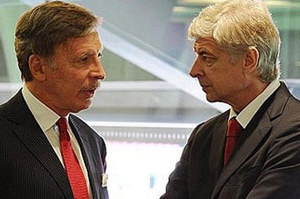 Gunners Want Longer Wenger Stay