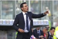 Montella: Fiorentina Played Well, Shame About the Result