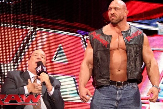 WWE Never Say Never: Ryback Could End Undertaker's Streak