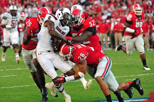 LSU vs. Georgia: Can Dawgs DBs Shut Down Zach Mettenberger?