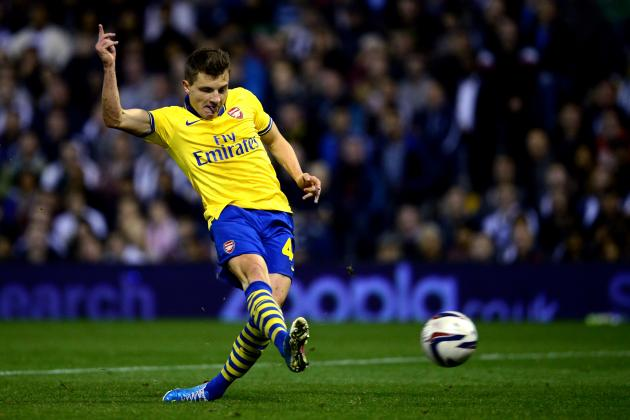Arsene Wenger Likens Arsenal's Thomas Eisfeld to Robert Pires and a Snake
