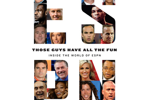 'ESPN: Those Guys Have All the Fun' Book Moves Closer to Becoming Movie