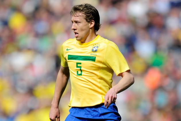 Why Brazil Are Mistaken in Calling Up Liverpool's Lucas Leiva