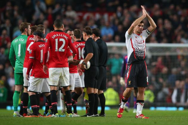 Liverpool and Manchester United Face FA Probe into Old Trafford Flare