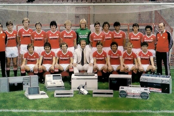 Retro Snapshot: Man Utd's 1982 Team Photo Is a Glorious Thing to Behold…