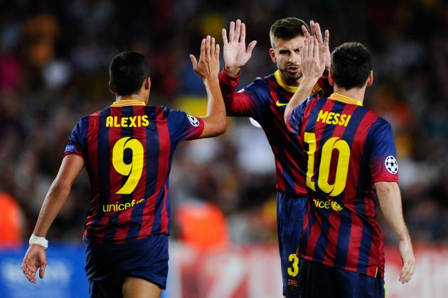 Almeria vs. Barcelona: Date, Time, Live Stream, TV Info and Preview