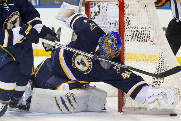 St. Louis Blues' Jaroslav Halak Hopes Change in Summer Plans Sparks a Revival