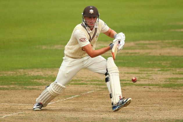 Surrey Schoolboy Dominic Sibley Finally Out After Record-Breaking Innings