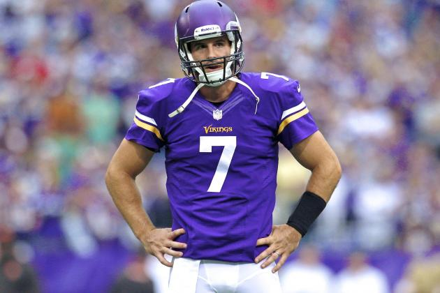 Christian Ponder Injury: Updates on Vikings QB's Ribs