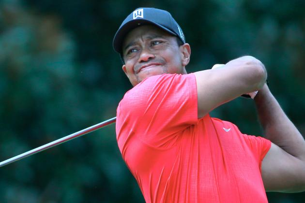 Tiger Woods Wins 2013 PGA Tour Player of the Year Award