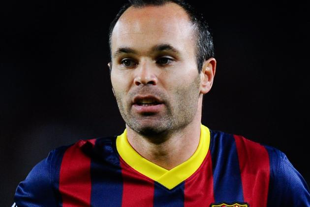 Manchester United Would Be Foolish to Waste Time Chasing Andres Iniesta
