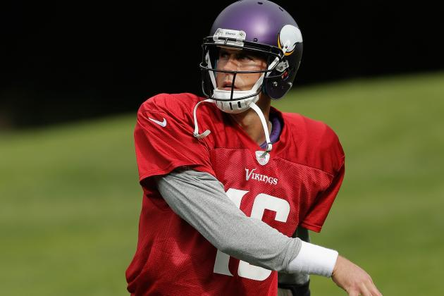 Vikings' Christian Ponder Out, Matt Cassel to Start
