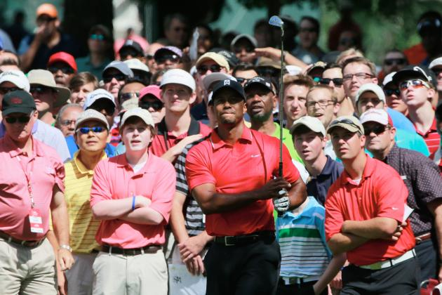 Tiger Woods Gets Player of the Year, Jordan Spieth Is Rookie of the Year