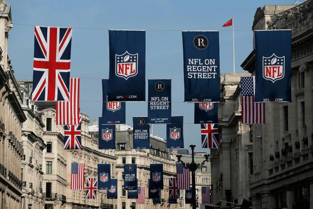 Many Londoners Just Don't See the Draw in Steelers-Vikings Game