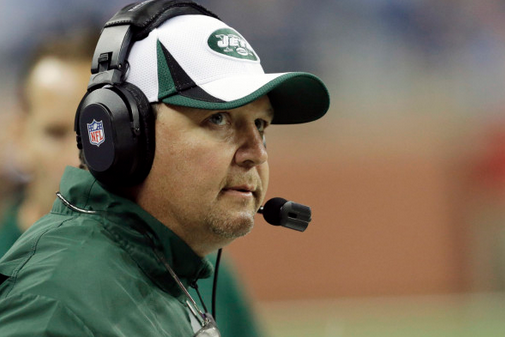 Jets May Have Found Offensive Mind in Mornhinweg