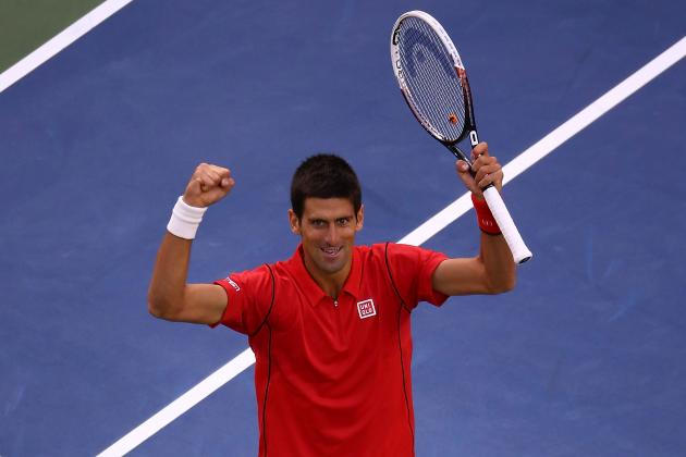 Novak Djokovic vs. Li Na: Tennis Greats Have Fun with Charity Match