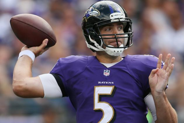 Late for Work 9/27: Joe Flacco's Bad Lip Reading Spoof