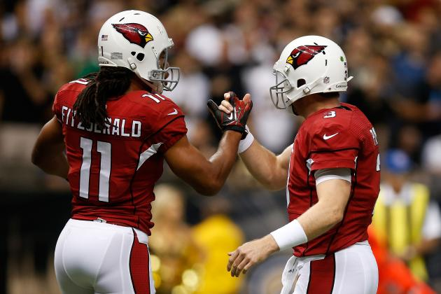 Larry Fitzgerald Says Arizona Cardinals' Offensive Mistakes Can Be Cleaned Up