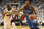 Dwight, Harden Say Durant-Wade Feud Is Legit
