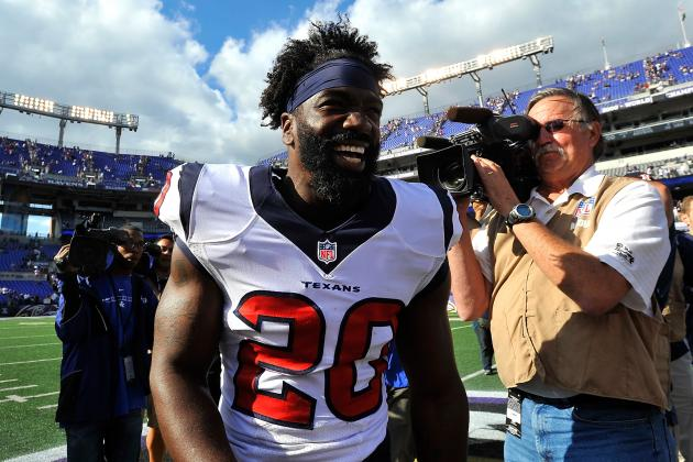 Ed Reed Says Texans-Seahawks Is Possible Super Bowl Preview